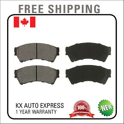 Front Ceramic Brake Pads For Ford Fusion 2006 2007 2008 2009 2010 2011 2012