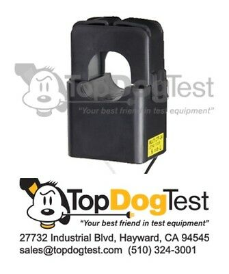 New Graphtec GS-AC100A AC Current Sensor, Clamp-on Style, 100 Amps Current Clamp