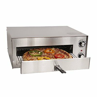 Wisco  Counter Top Commercial Pizza Oven Electric Stainless Steel Countertop New