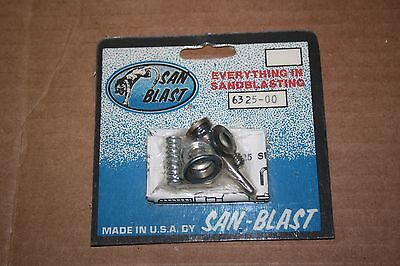 S-25/S-35 San Blast Gun Tune Up Kit, Made in USA #6325-00 FREE SHIP