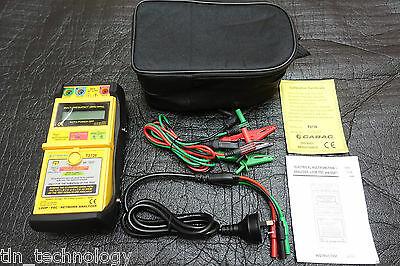 Cabac T2726 Toptronic Electrical Multi-Function Network Analyser