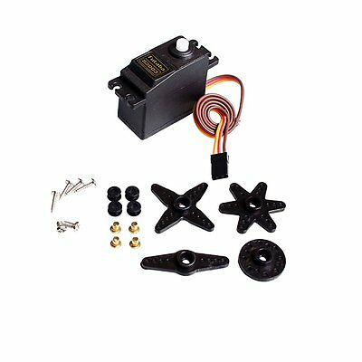 Big Torque Futaba S3003 Servo Motor Gear for Robot RC Helicopter Align T-R