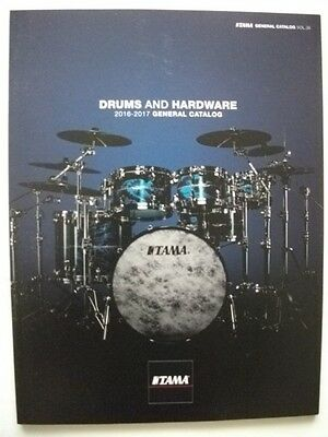 Tama 2016 Drums And Hardware Catalog Japan