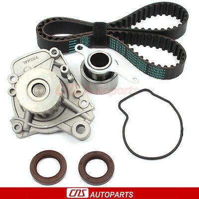 D16Y5 D16Y7 D16Y8 D16Y for 96-00 Honda Civic 1.6 SOHC Timing Belt Kit Water Pump