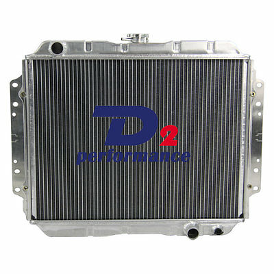 For Holden Rodeo TF 2.8L DIESEL 88-97 MANUAL 3ROW aluminum radiator