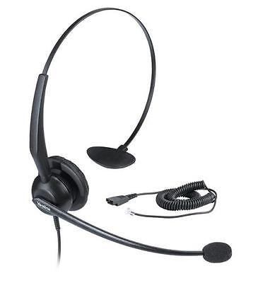 Yealink Headset with noise canceeling  YEA-YHS32 by Yealink