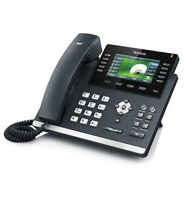 Yealink Ultra-Elegant Gigabit IP Phone  YEA-SIP-T46G  BY YEALINK
