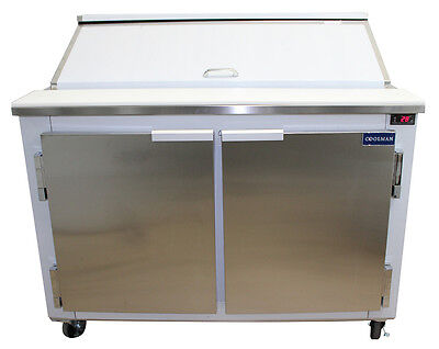 """Coolman Commercial Refrigerated Sandwich Prep Table 48"""""""