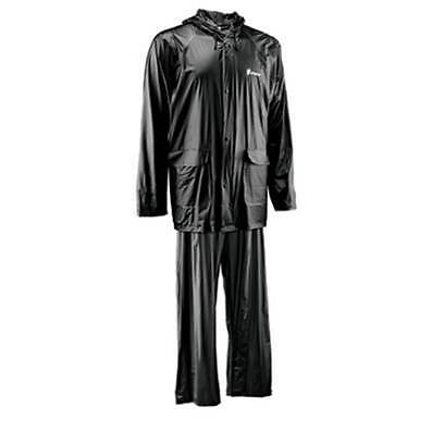 New  Thor Motorcycle Rain Suit Two Piece Motorbike Large 2014