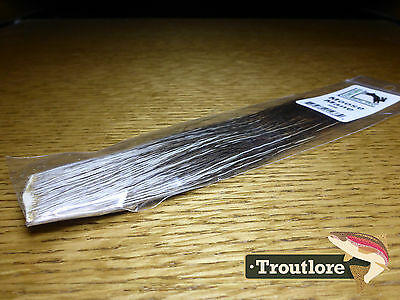 MOOSE MANE HAIR NATURAL for BODIES & ANTENNAE HARELINE - NEW FLY TYING MATERIALS