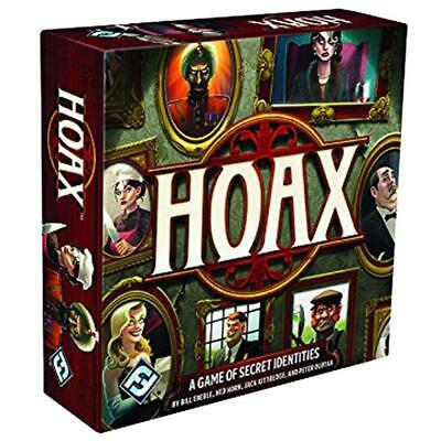 Hoax 2nd Edition Card Game Board Game