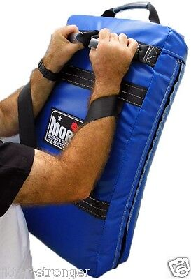 THAI KICK PAD boxing THAI KICKING HIT BUMP MMA MARTIAL ARTS RUGBY AFL HEAVY DUTY