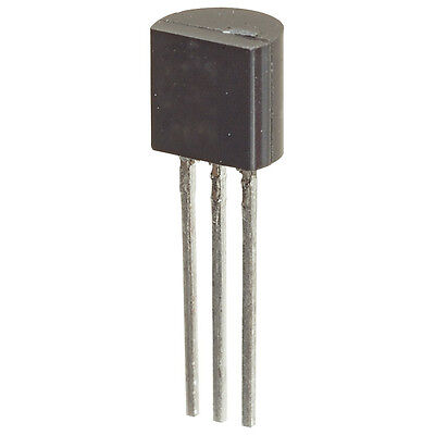 Mpf102 Transistor  N-Fet     To-92