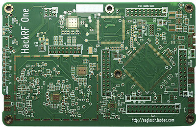 PCB Board for  HackRF One without components made in china