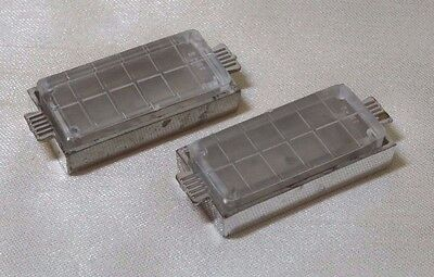 Set of 2 Vintage Deluxe Reading Barbie 1960's Dream Kitchen Ice Cube Trays