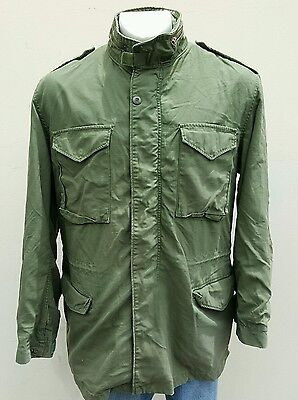 1970s AUTHENTIC US MILITARY ISSUE M-65 FIELD JACKET