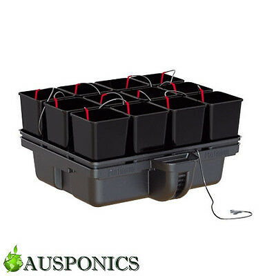 PLATINIUM MODULAR HYDROSTAR 80 With 12 Pots For Hydroponics Water Systems