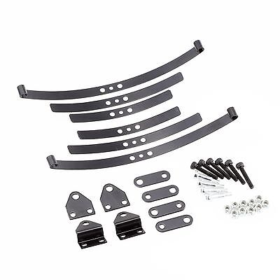 CROSS-RC 1/12 Steel Plate Spring Assembly for CROSS RC Military Truck #97400022