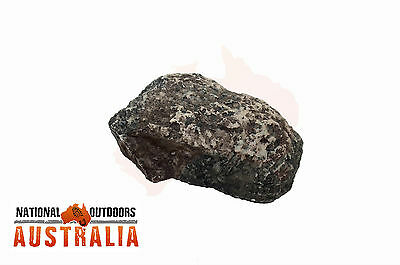 Realistic Fake Rock Geocache Container Devious Cache Spare House Key Holder New