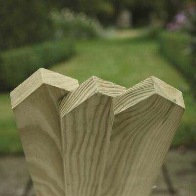 Picket Fence Pales- Round or Pointed Top - FREE DELIVERY 50 MILES OF BOSTON