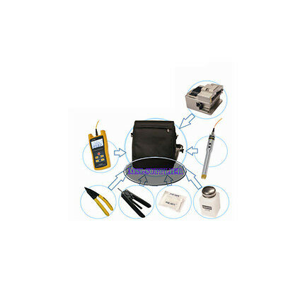 JW5004 Optical Fiber Cleaning Tools Kit For FTTx