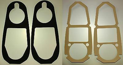 Rover MG ZT /& Rover 75 Saloon Rear Cluster Seals x 2 Brand Spanking New