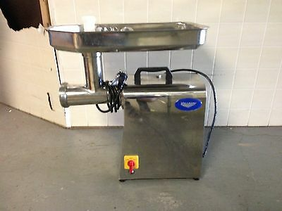 VOLLRATH ANVIL 1.5HP STAINLESS MEAT GRINDER MODEL#MIN0022 Item #40744
