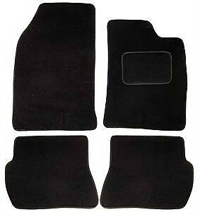 HYUNDAI i20 2008 - 2014 PREMIUM BLACK TAILORED CAR MATS