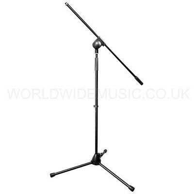 Kinsman MB05 Professional Microphone Boom Stand - Deluxe Quality