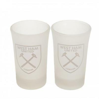 West Ham United F.C. Shot Glass Set