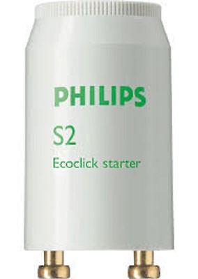 Philips Tanning Bed Starters S2 4 to 22 Watt  Free Shipping  Quantity 6