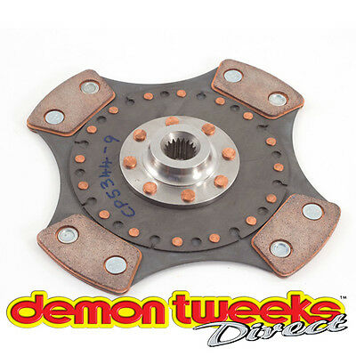 A P Racing Special Tuning Drive Clutch Plate, CP5216-14 6 Paddle 200mm