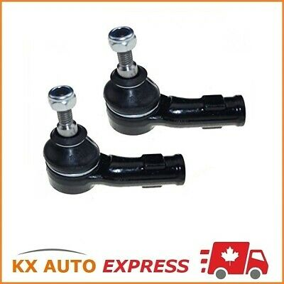 2X Front Outer Tie Rod End Kit For Ford Focus 2002 2003 2004 2005 2006