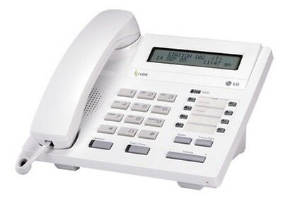 LG Aria LDP-7008d Phone in White GST & Delivery Inc 7008 LDP7008