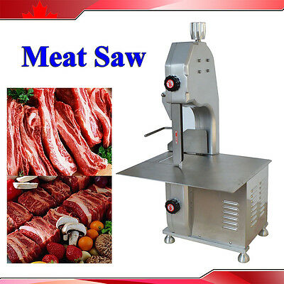 Youtube Commercial Restaurant 110V Bone Saw Chop Cut Frozen Meat Fish Video