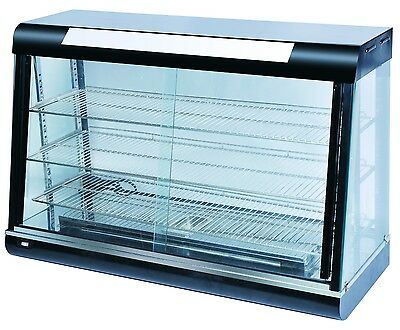 Brand New High Quality Commercial Hot Food Pie Chicken Warmer Display Showcase