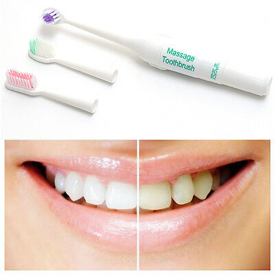 New Professional Oral Care Precision Clean Electric Teeth Brush Power Toothbrush