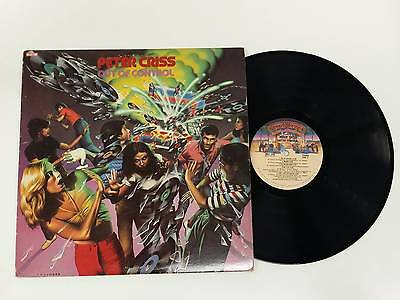 Peter Criss (Kiss) Out Of Control Lp 1980