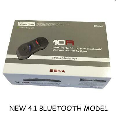 Sena 10R Low profile LATEST MODEL 4.1 bluetooth intercom - UK Stockist