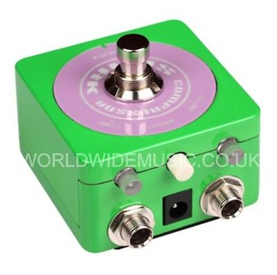 Mooer Spark Series Spark Compressor Guitar FX Pedal  Stomp Box - BRAND NEW