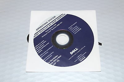 Reinstallation Dvd Windows Vista Business 32Bit Sp1 Dell Neuf