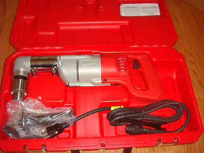 Milwaukee 1/2 in. Heavy Right-Angle Drill Kit with Case 3107-6