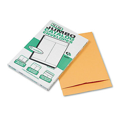 Quality Park Jumbo Size Kraft Envelope 15 x 20 Brown Kraft 25/Pack 42355