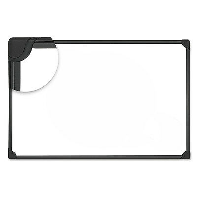 Universal One Magnetic Steel Dry Erase Board 36 x 24 White Aluminum Frame 43733