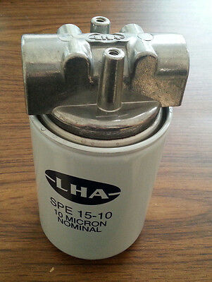 Lha Fuel Filter Element Part Number Sp15Nagno