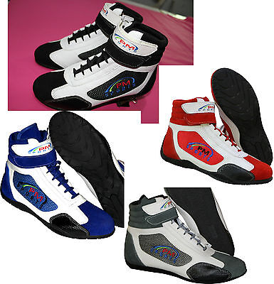 Kid / Child Karting / Race  /Rally shoes  Driving new excellent quality