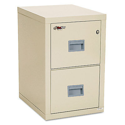 Fireking Turtle Two-Drawer File 17 3/4w x 22 1/8d UL Listed 350° for Fire