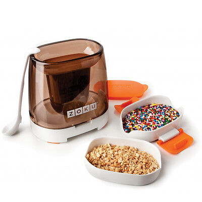 ZOKU Quick Pops Chocolate Station - Dip, Drizzle & Sprinkle Your Zoku Quick Pops