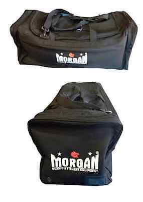 Gym Gear bag Crossfit BOXING gloves equipment kit carry sport PERSONAL TRAINER
