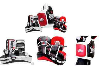 Morgan Jumbo Belly Pad Boxing Body Shield Thai Kick Focus Mitts